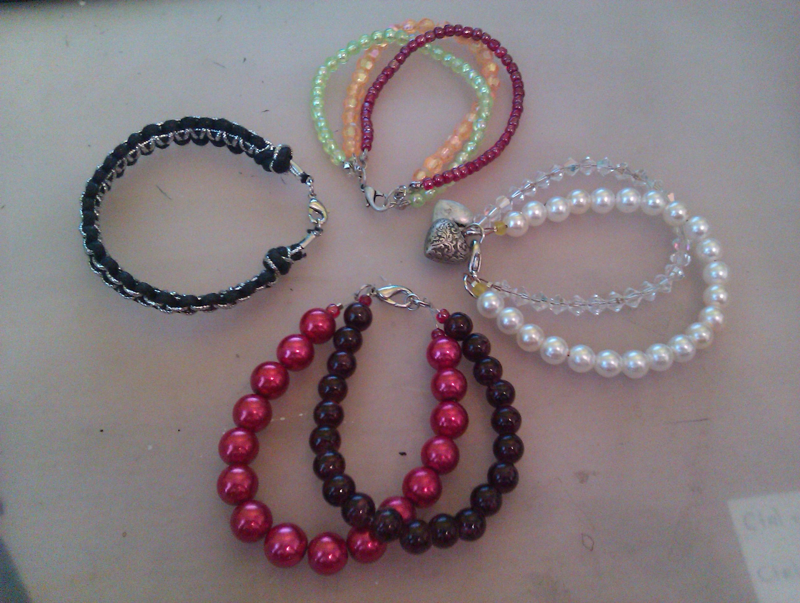 Fabulous Silvia's blog | Zelf sieraden maken &DC04
